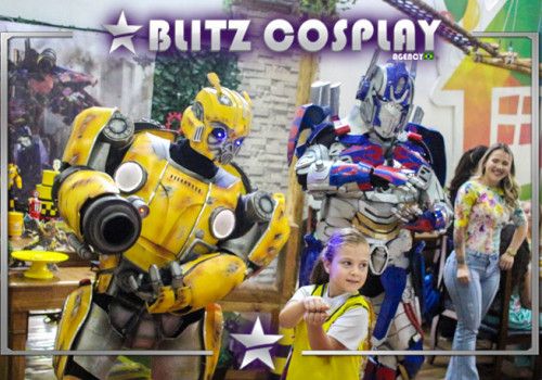 Personagens Vivos Festas/ Contratar Cosplay
