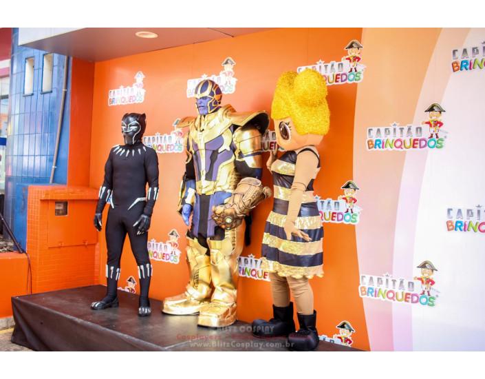 Cosplayers Para Eventos no Capitão Brinquedo