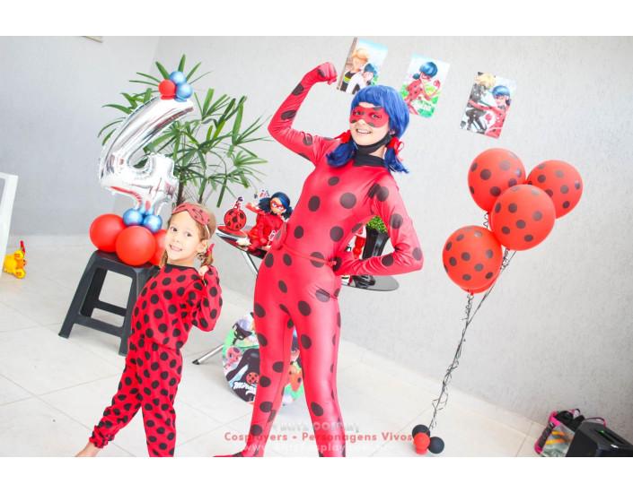 LaryBug Personagem Vivo Para Festas e Eventos.