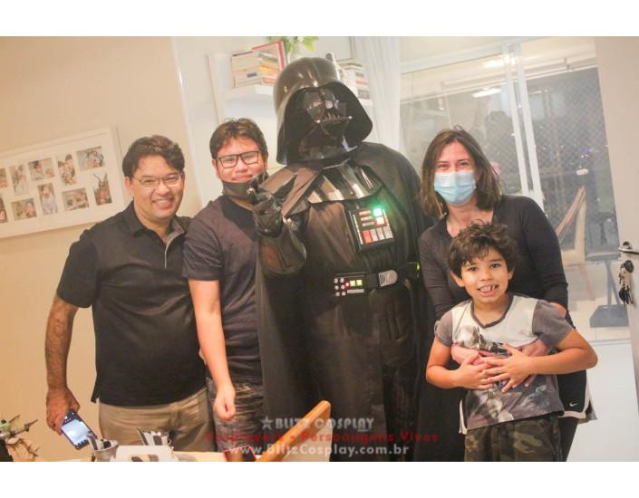 Star Wars Personagem Vivo Para Festas e Eventos.