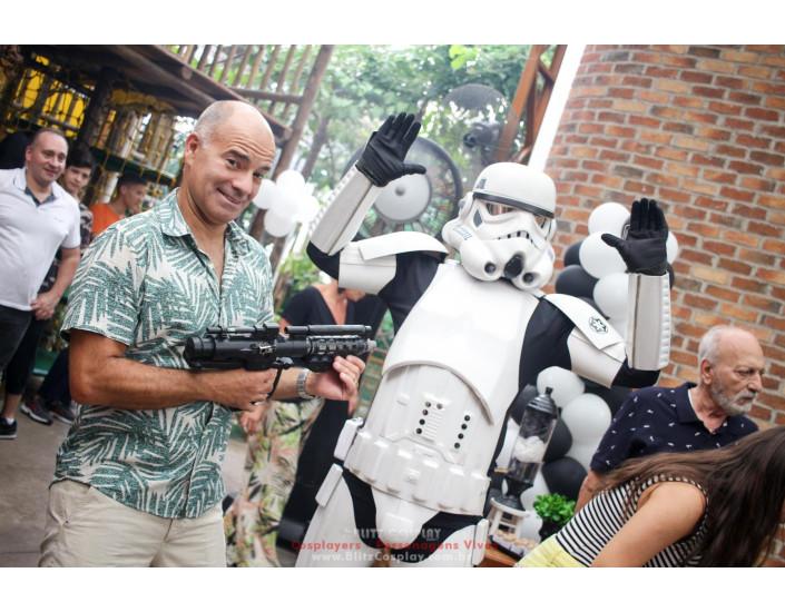 Star Wars Personagens vivos para festas