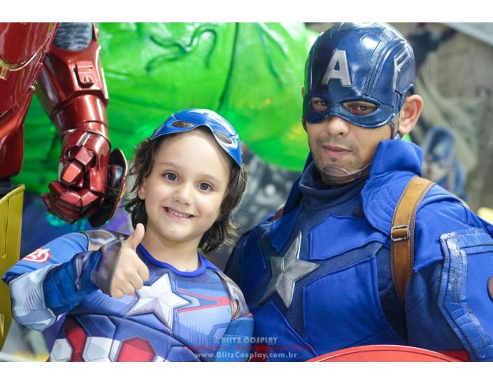 Homem de Ferro Personagens vivos para festa