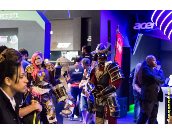 Cosplayers Para Eventos Personagens Vivos