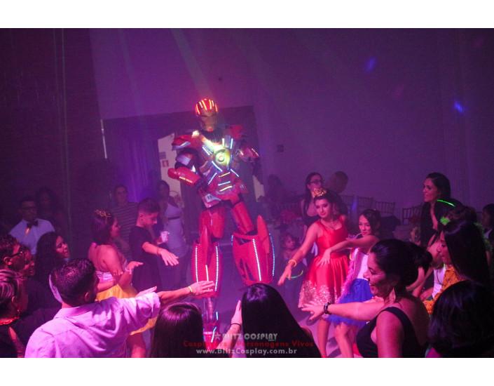 Os Vingadores Personagens vivos festas