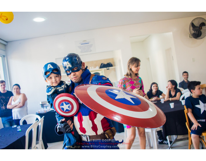 The Avengers Personagens vivos para festas